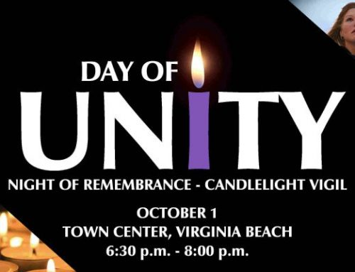 Day of Unity-Night of Remembrance Commences Domestic Violence Awareness Month