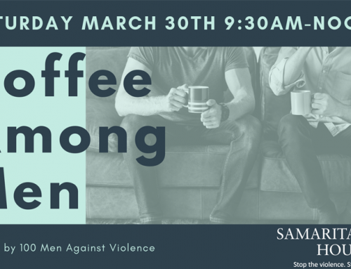 Coffee Among Men: A Discussion for Leaders in Our Community